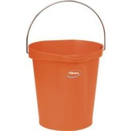 Vikan Vikan - Emmer 12ltr (Oranje)