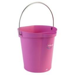 Vikan Vikan - Emmer 6ltr (Roze)
