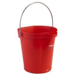 Vikan Vikan - Emmer 6ltr (Rood)