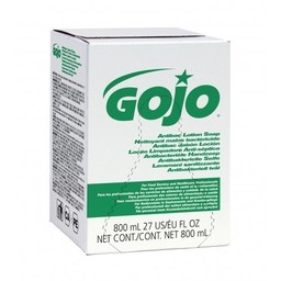 GoJo GoJo - Bag-in-Box, Hygiënische Handzeep (Doos á 6x 800ml)
