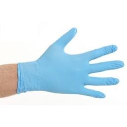 CMT Handschoenen Nitril, Ongepoederd (Blauw)
