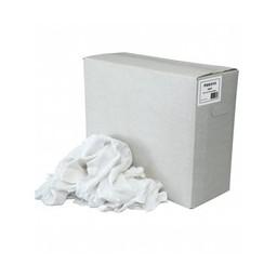 Euro Products Dunne witte Trikot Poetsdoeken (Doos á 10kg)