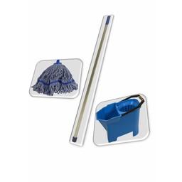 SYR SYR - Minimop Starterset (Blauw)