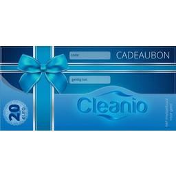 Cleanio Cleanio - Cadeaubon € 20,-