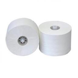 Cleanio Toiletpapier Doprollen, 2-lgs Cellulose 100m