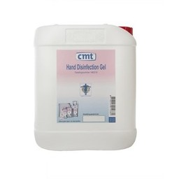 CMT CMT - Hand Disinfection Alcoholgel (5ltr can)