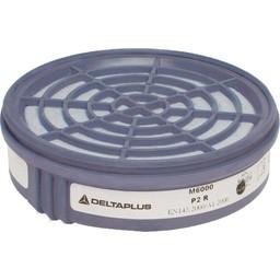Deltaplus Deltaplus - Filterpatroon M6000 - P2  (set á 2 stuks)