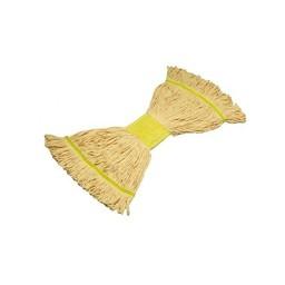 Vikan Vikan - Kentucky Mop, 450 grams (Geel)
