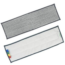 Unger Unger erGOclean Microvezel Velcro Vlakmop