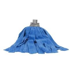 Cleanio Microvezel Minimop, 160grams, Met Steelverbinding