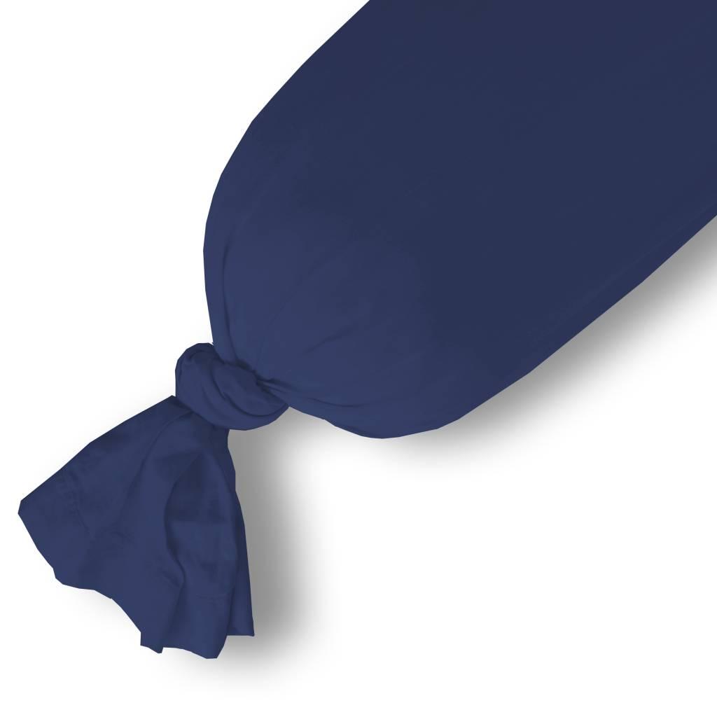 Basic Gulingsloop donkerblauw  (Snuggles/XL/Soft)