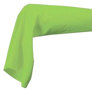 Basic Gulingsloop groen (Snuggles/XL/Soft)