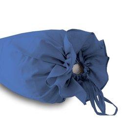 Guling koordsloop blauw