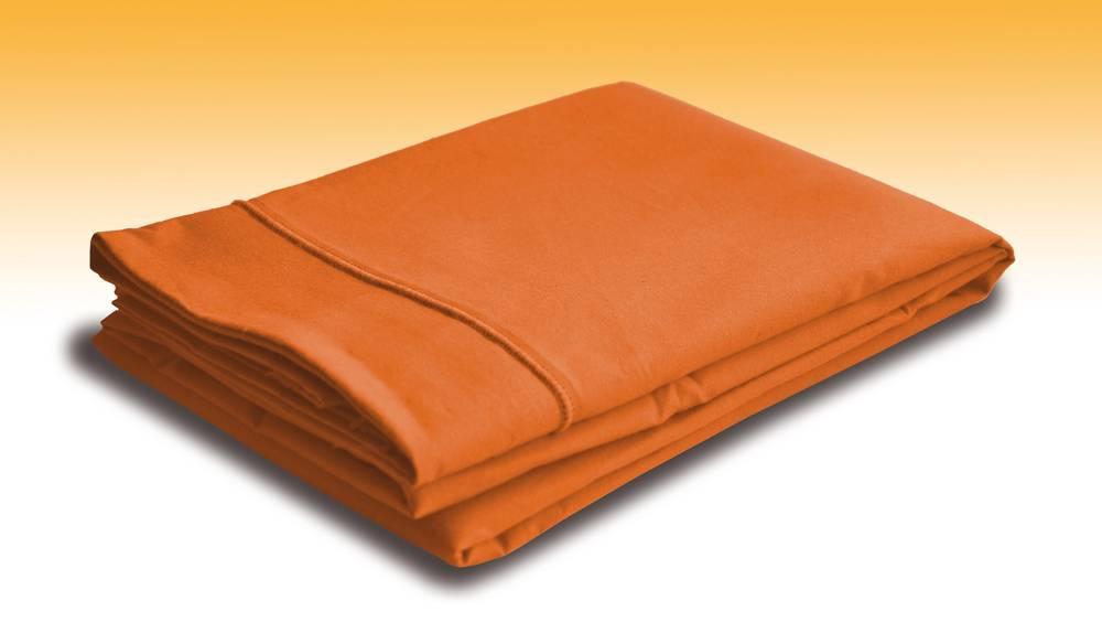 Basic Gulingsloop oranje  (Snuggles/XL/Soft)