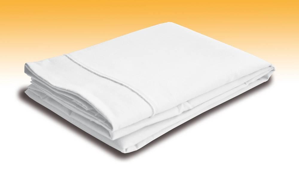 Basic Gulingsloop wit  (Snuggles/XL/Soft)