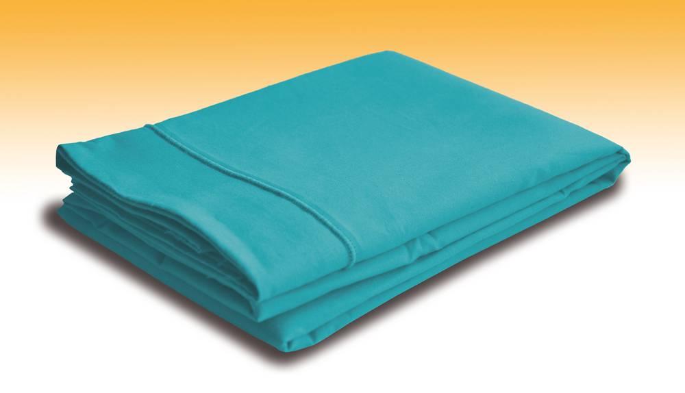 Basic Gulingsloop turquoise  (Snuggles/XL/Soft/Long)