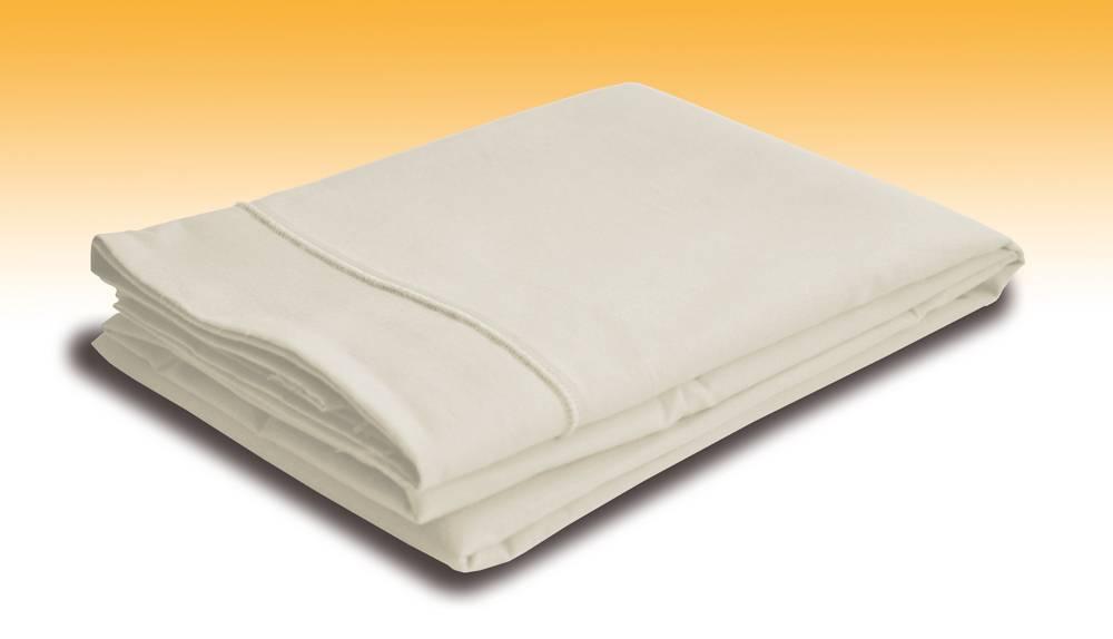 Basic Gulingsloop  ivoor  (Snuggles/XL/Soft/Long)