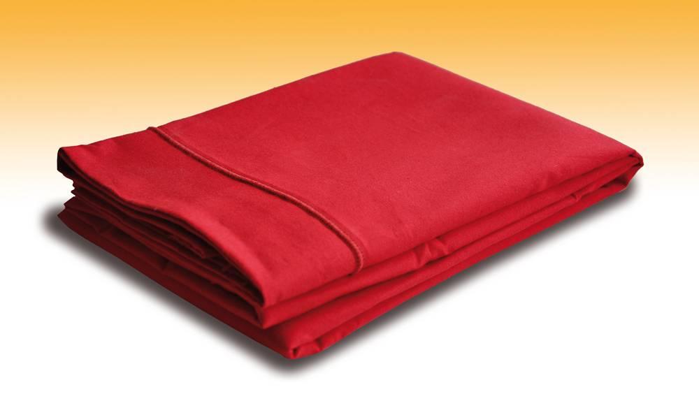 Basic Gulingsloop rood  (Snuggles/XL/Soft/Long)