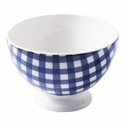 At Home with Marieke Bowl Livia Blue 19,5cm