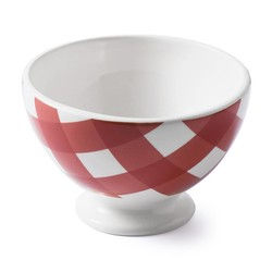 At Home with Marieke Bowl Anne Red 14,5cm