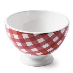 At Home with Marieke Bowl Livia Red 14,5cm