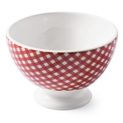 At Home with Marieke Bowl Sarah Red 14,5cm