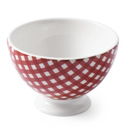 At Home with Marieke Bowl Sarah Red 10,5cm