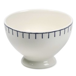 At Home with Marieke Bowl Stitch Blue 14,5cm