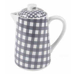 At Home with Marieke Teapot Livia Grey 1500ml