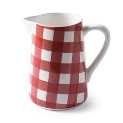 At Home with Marieke Jug Anne Red 1500ml