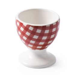 At Home with Marieke Egg Cup Sarah Red