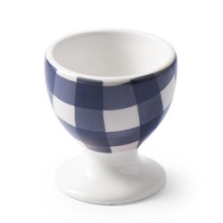 At Home with Marieke Egg Cup Livia Blue