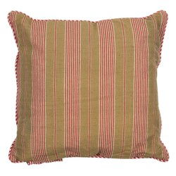 At Home with Marieke 50x50cm pillow, mattress stripe