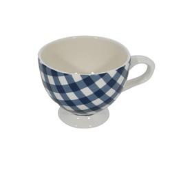 At Home with Marieke Mug XL Livia Blue 400ml