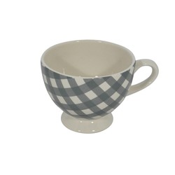 At Home with Marieke Mug XL Livia Grey 400ml