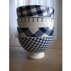 At Home with Marieke Bowl set Blue 14,5cm