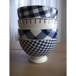 At Home with Marieke Kommen set Blauw 14,5cm
