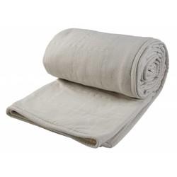 At Home with Marieke ATHM Awake bedspread Sand 180x260