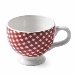 At Home with Marieke Mug Sarah Red 200ml