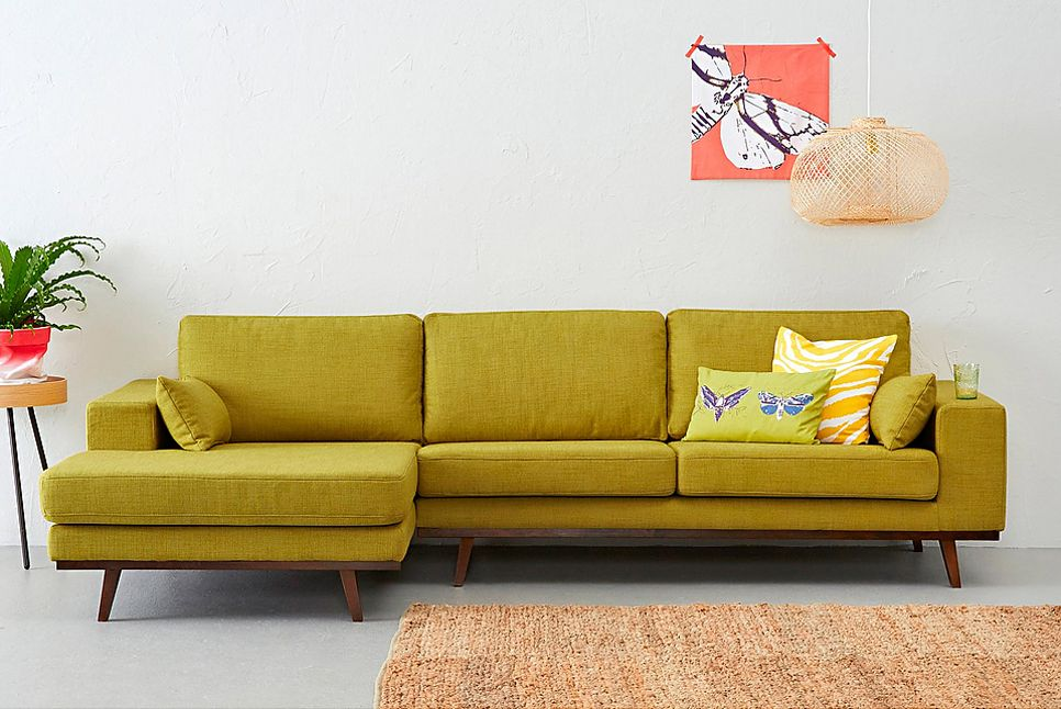 Moooi Corner sofas left Torino