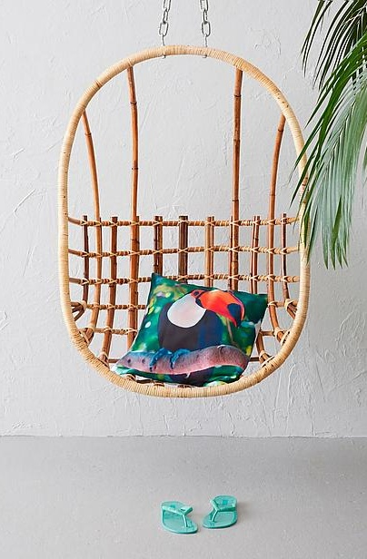 Living & co Sissy-Boy Egg Chair hangstoel