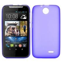 Paars TPU hoesje HTC Desire 310