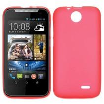 Rood TPU hoesje HTC Desire 310