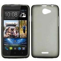 Grijs TPU hoesje HTC Desire 516