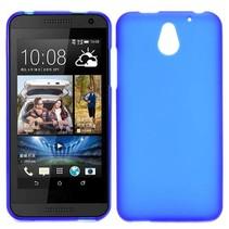 Blauw TPU hoesje HTC Desire 610