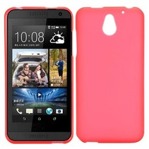 Rood TPU hoesje HTC Desire 610