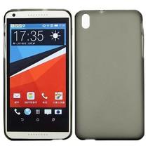 Grijs TPU hoesje HTC Desire 816