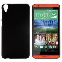 Zwart hardcase hoesje HTC Desire 820