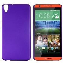 Paars hardcase hoesje HTC Desire 820