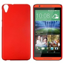 Rood hardcase hoesje HTC Desire 820